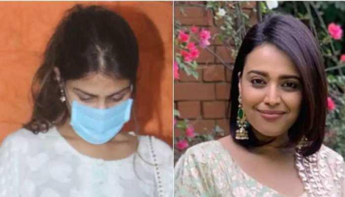 एम्स के खुलासे के बाद Swara Bhasker ने Rhea Chakraborty को लेकर उठाई आवाज