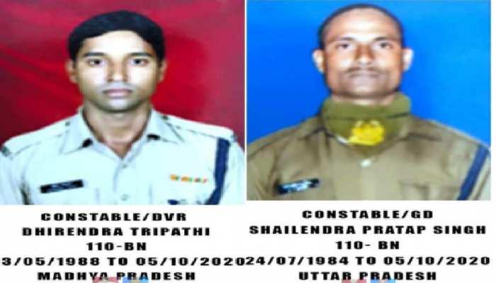 जम्मू-कश्मीर के पंपोर में सुरक्षाबलों पर आतंकी हमला,  MP और UP के 1-1 जवान शहीद