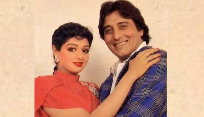 Birthday: When Vinod Khanna had to ask for support from Sridevi! Know unheard stories