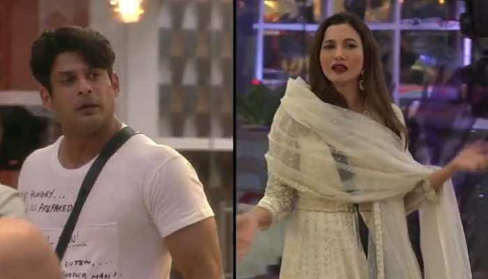 गौहर खान vs सिद्धार्थ शुक्ला, जंग-ए-मैदान बना बिग बॉस का घर!