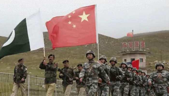 पाकिस्तान की नापाक हरकत में शामिल हुआ चीन, PoK में रच रहा बड़ी साजिश