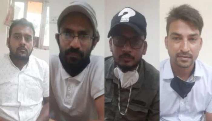 हाथरस की आड़ में दंगों की साज़िश में  PFI के 4  लोगों खिलाफ FIR दर्ज, जानिए मामला