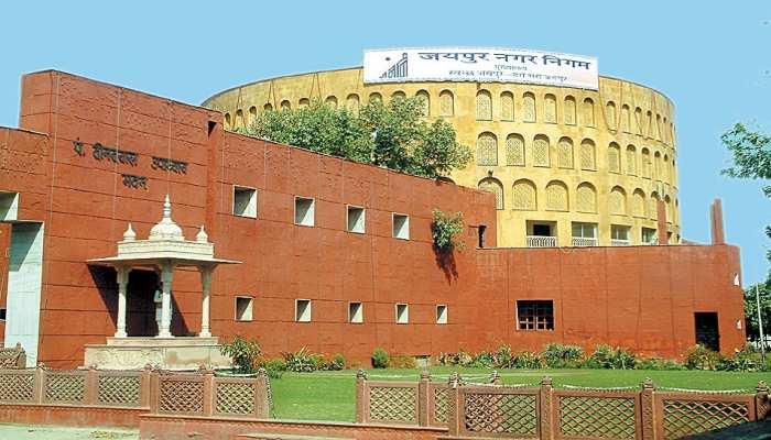 जयपुर नगर निगम प्रशासन फेल, अब ठेके पर होगी UD टैक्स वसूली