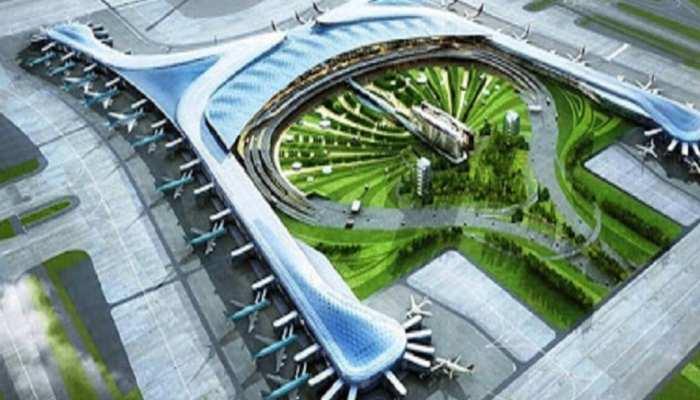 अब नोएडा से भर सकेंगे उड़ान, 2024 में बनकर तैयार होगा देश का सबसे बड़ा एयरपोर्ट