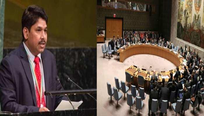 United Nation: भारत ने 'आतंकी मुल्क' पाकिस्तान को जमकर लगाई लताड़