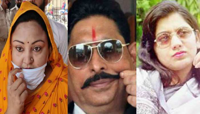 Bihar assembly election bahubali leaders and their wife are contesting election