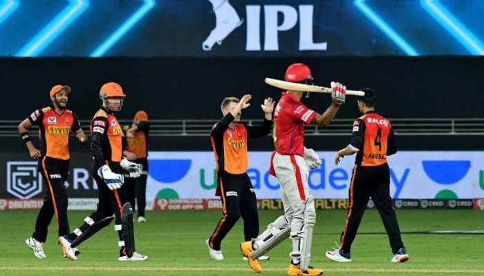 IPL 2020: KXIP vs SRH, हैदराबाद ने पंजाब को 69 रनों से हराया