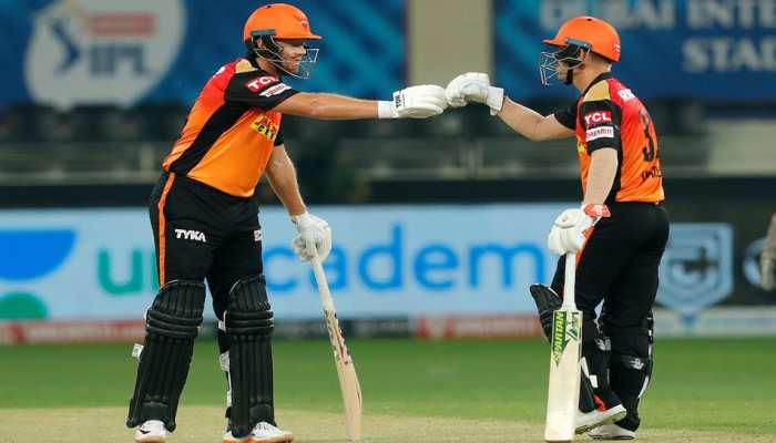 Ashes के 'दुश्मन' डेविड वॉर्नर और जॉनी बेयरस्टो, IPL में कैसे बने बेहतरीन पार्टनर?