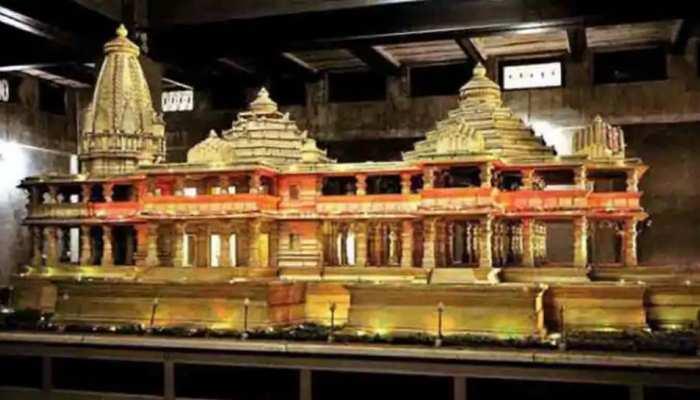 1990 से तराशे जा रहे पत्थरों के साथ हुआ राम मंदिर निर्माण का आगाज