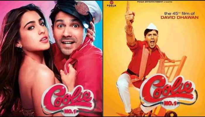 इस दिन रिलीज होगी वरुण धवन और सारा अली खान की मोस्ट अवेटेड फिल्म 'Coolie No. 1'