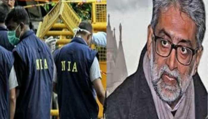 भीमा कोरेगांव का ISI कनेक्शन, NIA  का दावा, गौतम नवलखा का था संपर्क