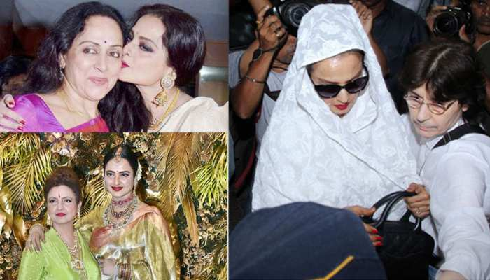 These three are closest to the Superstar Rekha