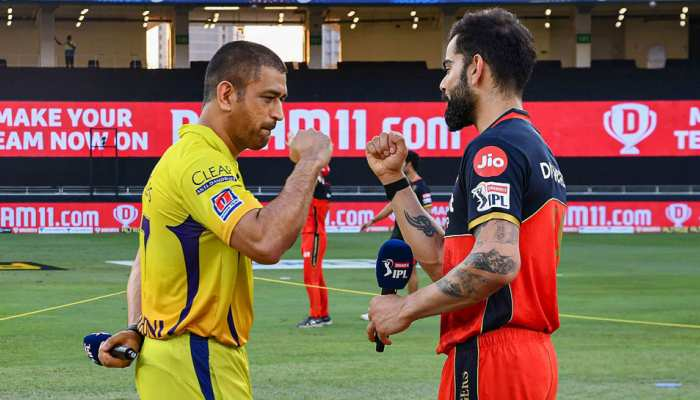 IPL 2020 CSK vs RCB: Full Match report in Pictures