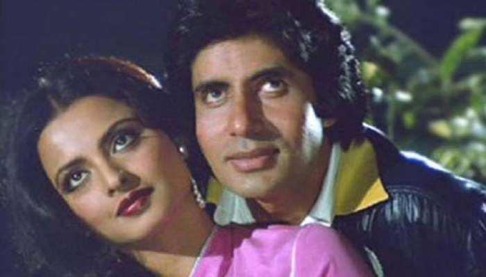 Birthday Special: जब अमिताभ बच्चन और रेखा को इस हालत में देख कर रो पड़ी थीं जया