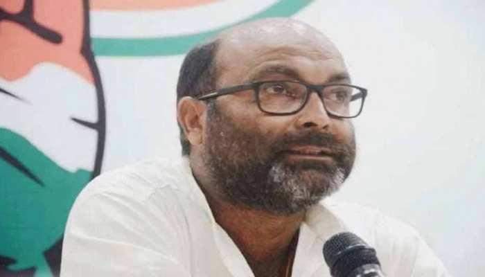 """""""भूमाफिया और सत्ता के गठजोड़ ने उत्तर प्रदेश को अपराध के हवाले कर दिया""""- अजय कुमार लल्लू"""