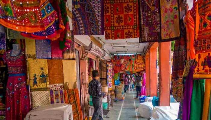 राजस्थान:  कोरोना के बीच फेस्टीवल सीजन को लेकर व्यापरियों ने शुरू की तैयारियां...