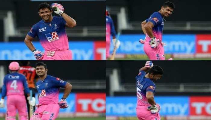 जीत के बाद इस स्टार बल्लेबाज ने मैदान पर लगाए ठुमके, वीडियो वायरल