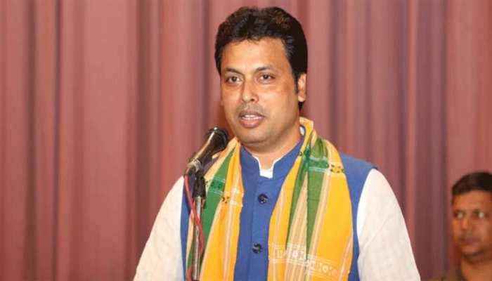 त्रिपुरा CM विप्लब कुमार देब के खिलाफ बगावत, 7 विधायकों ने दिल्ली में डाला डेरा