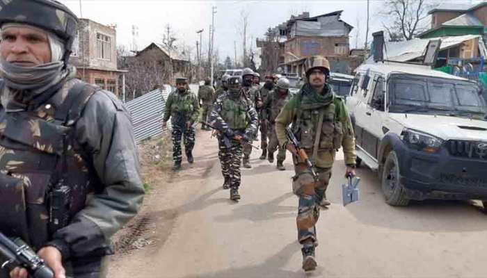 श्रीनगर में सुरक्षाबलों और आतंकियों में मुठभेड़, 2 आतंकियों का सफाया