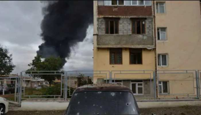 नागोर्नो-काराबाख: आर्मीनिया, आजरबैजान में संघर्ष विराम टूटा, फिर से शुरू हो गई खूनी जंग!