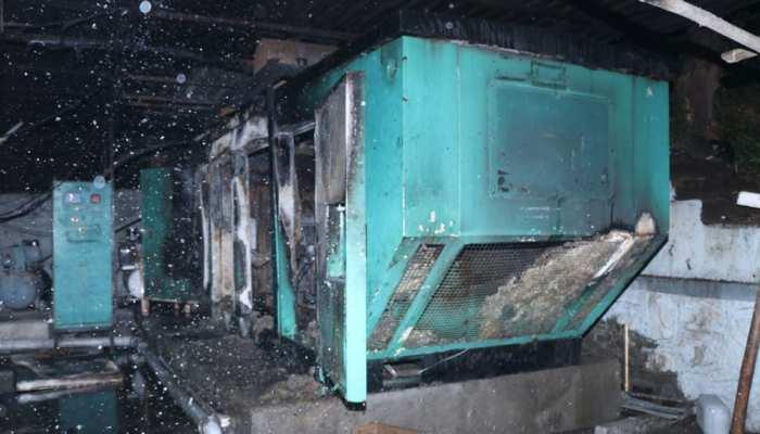 मुंबई: कोविड-19 अस्पताल में लगी भीषण आग, एक मरीज की मौत, दूसरे की हालत गंभीर