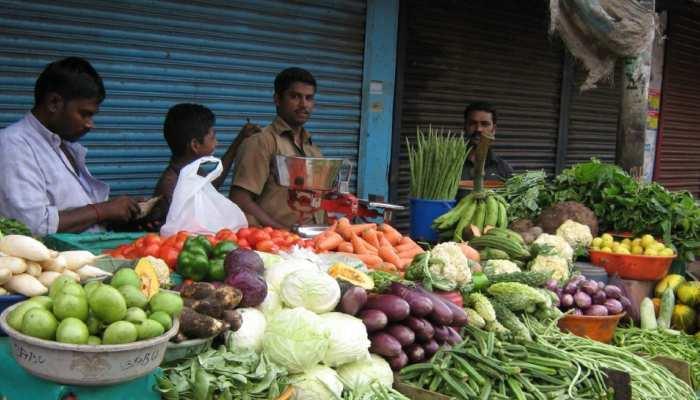 खुदरा महंगाई ने तोड़ा 8 महीने का रिकॉर्ड, फल, सब्जियों के दाम सबसे ज्यादा बढ़े