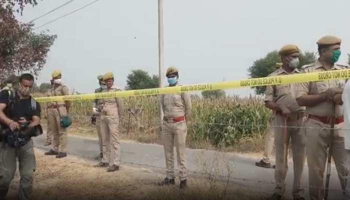 Hathras Case Update : फॉरेंसिक टीम के साथ CBI पहुंची पीड़िता के गांव, सख्त पहरे में 'सच' की तलाश