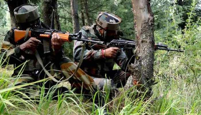 जम्मू-कश्मीर में एक बार फिर भारतीय सेना ने की पाक की नापाक साजिश नाकाम