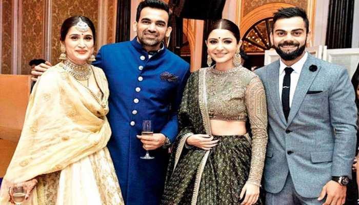 Zaheer Khan के घर आने वाला है नन्हा मेहमान, प्रेगनेंट हैं Sagarika Ghatge