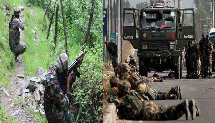 Jammu Kashmir:पाकिस्तानी आतंकियों की घुसपैठ की साजिश नाकाम, हथियारों का जखीरा बरामद