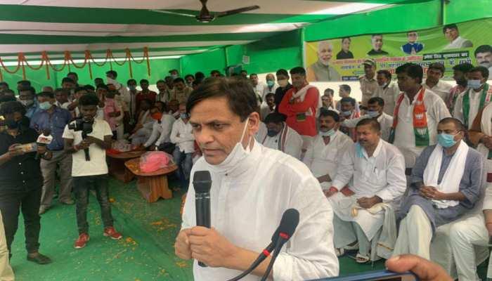 केंद्रीय गृह राज्य मंत्री का विवादित बयान- RJD सत्ता में आई तो बिहार में आतंकी लेंगे पनाह