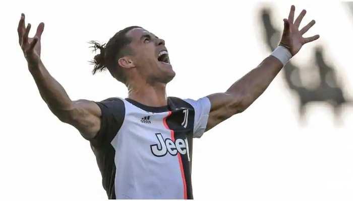 मशहूर फुटबॉलर क्रिस्टियानो रोनाल्डो हुए कोविड-19 पॉजिटिव
