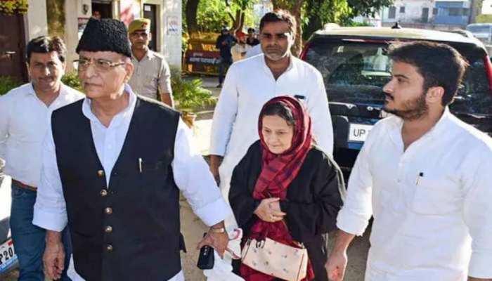 धोखाधड़ी के मामले में अब्दुल्ला आजम खान और उनकी मां को मिली जमानत