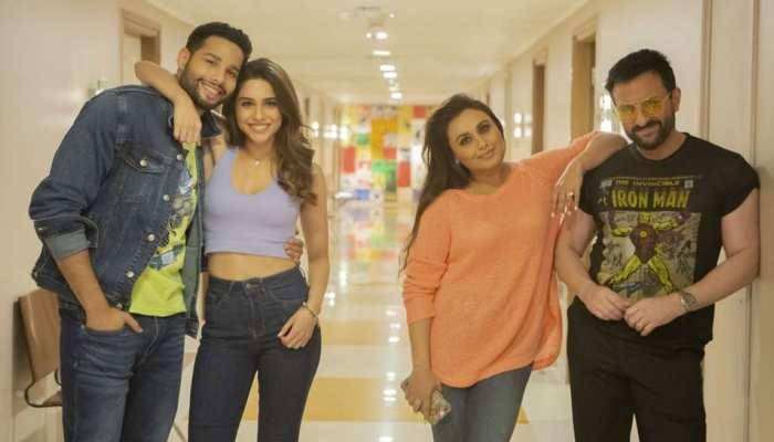सैफ और रानी मुखर्जी की फिल्म 'Bunty Aur Babli 2' रिलीज के लिए तैयार, पूरी हुई डबिंग