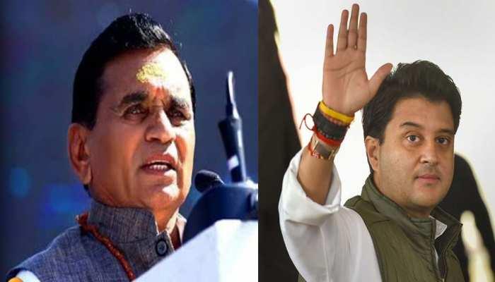 MP उपचुनाव 2020: भाजपा प्रत्याशी नारायण पटेल ने कहा, सिंधिया 25 विधायक क्या पूरी कांग्रेस खरीद सकते हैं