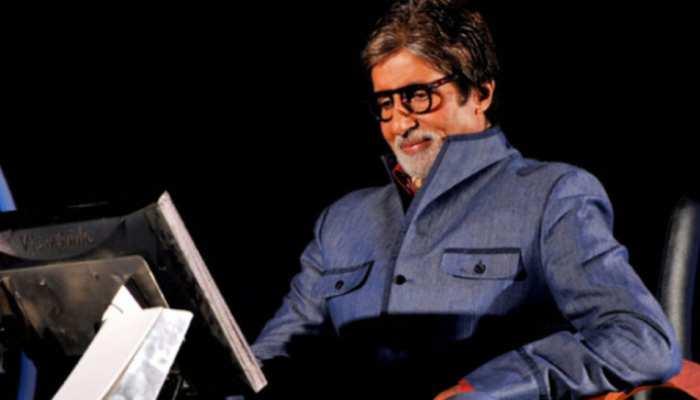 KBC 12 : शो के दौरान 'कंप्यूटर जी' ने नहीं मानी Amitabh Bachchan की बात