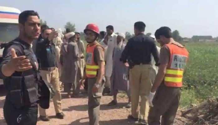 पाकिस्तान में तेल कर्मचारियों पर घात लगाकर हमला, कम से कम 6 की मौत