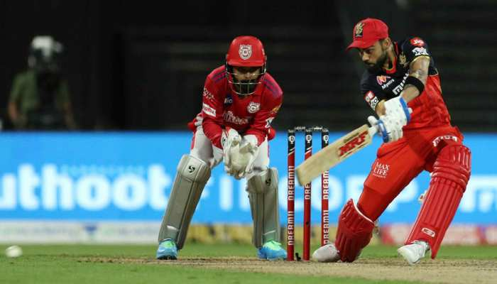 IPL 2020 KXIP vs RCB: Full Match Report in Picture
