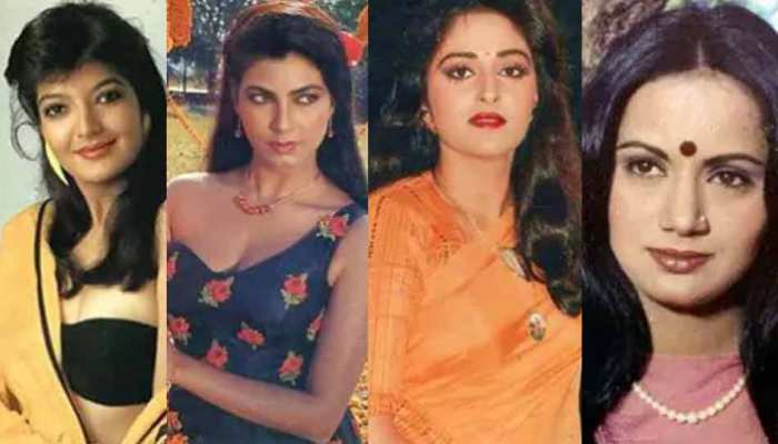 Shocking transformation of 80's Top Bollywood Actress
