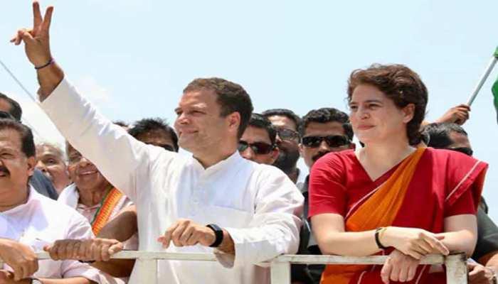 यूपी उपचुनाव: राहुल-प्रियंका संभालेंगे कांग्रेस की प्रचार कमान, सूची में कई दिग्गज नेता शामिल