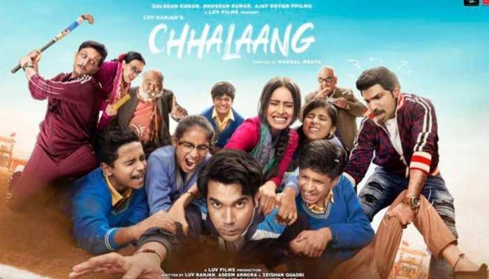 Chhalaang Trailer: लोगों को पसंद आया Rajkummar Rao का अंदाज, आते ही छा गया Video