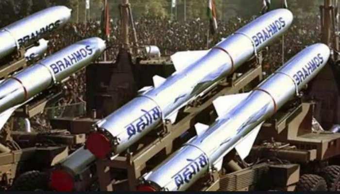 सुपरसोनिक क्रूज मिसाइल ब्रह्मोस का सफल परीक्षण, अरब सागर में मौजूद टारगेट किया नष्ट