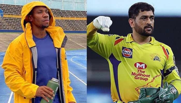 IPL 2020: जमैका के एथलीट योहान ब्लेक ने धोनी के इस फैसले पर उठाए सवाल