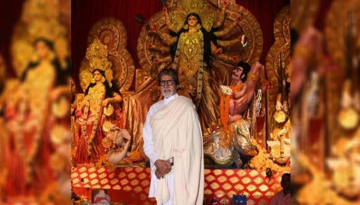 फेस्टिव सीजन में Amitabh Bachchan को खल रही है किस बात की कमी?