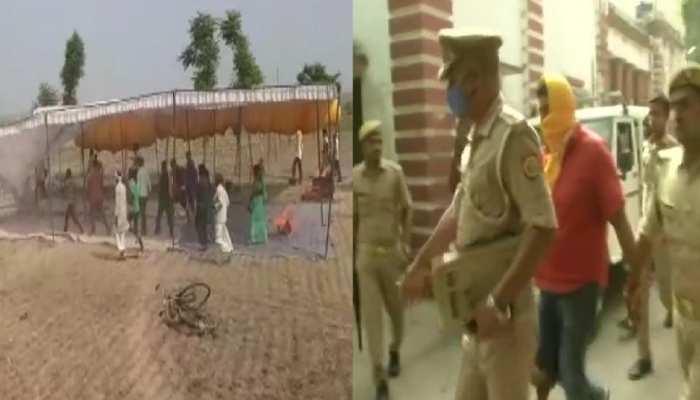 बलिया गोलीकांड के मुख्य आरोपी धीरेंद्र प्रताप सिंह को 14 दिन की जेल
