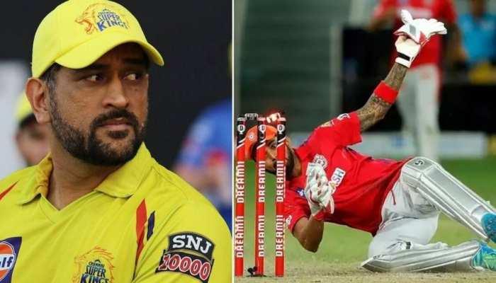 IPL 2020: धोनी से तुलना कर फैन ने केएल राहुल को कहा 'थाला', KXIP के कप्तान ने दिया यह जवाब