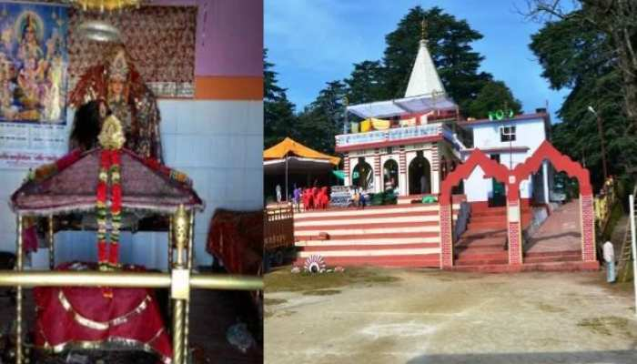 Navratri special: माता वाराही देवीधुरा धाम, जहां होता है पत्थरमार युद्ध