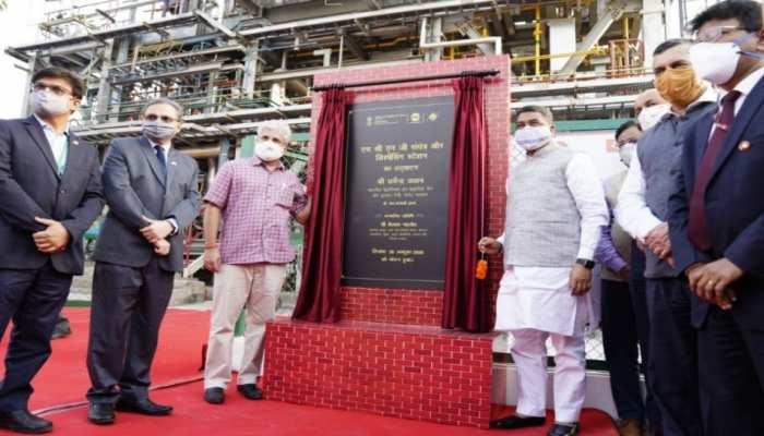 दिल्ली में हाइड्रोजन सीएनजी पंप की शुरुआत, डीटीसी बसों में इस्तेमाल शुरू