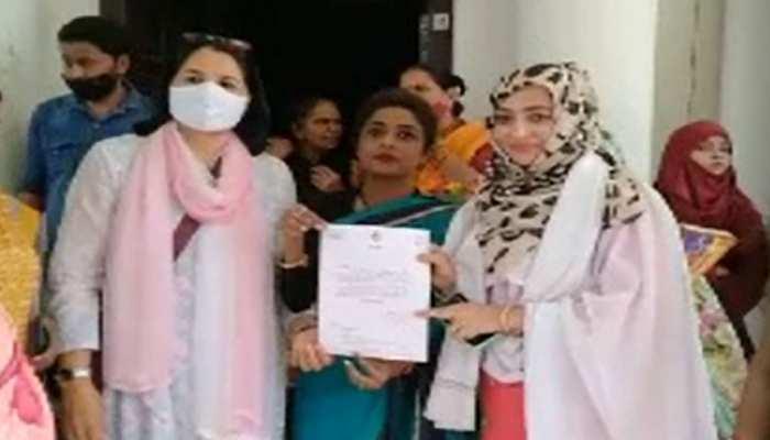 मुनव्वर राना की बेटी उरुषा कांग्रेस में हुईं शामिल, बनीं महिला समिति की उपाध्यक्ष