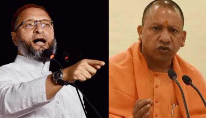 ओवैसी ने दिया CM योगी को जवाब, यह सिर्फ उनकी झुंझलाहट है, उन्हें नहीं पता कि मैंने...